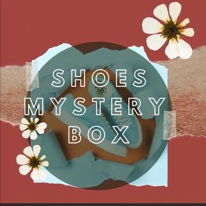 Mystery Box Shoes 5 pairs for $25